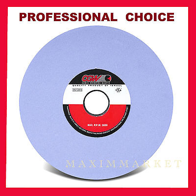 7x12x1-14 Premium Blue Ao Type 1 Surface Grinding Wheel Choose Your Grit