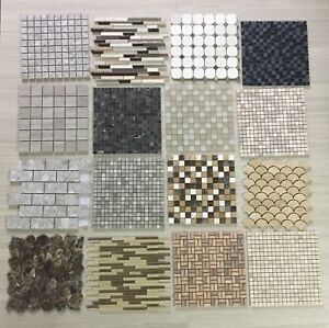 Mosaic tile blowout $4 per sqft