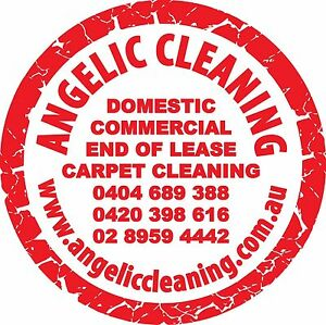 Angelic Cleaning Sylvania Sutherland Area Preview