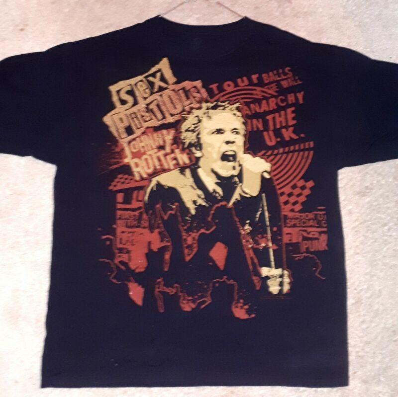 Sex Pistols - Johnny Rotten Shirt, Men
