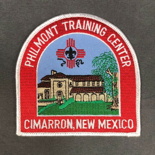 Philmont Training Center Cimarron New Mexico Patch BSA Boy Scouts of America