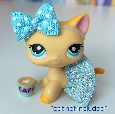 Littlest Pet Shop Clothes LPS Accessories Custom Outfit  *CAT DOG NOT INCLUDED*