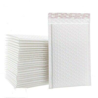 20x Bubble Mailer 8x10 Self Sealing Envelopes Shipping Bags 8x10 - White