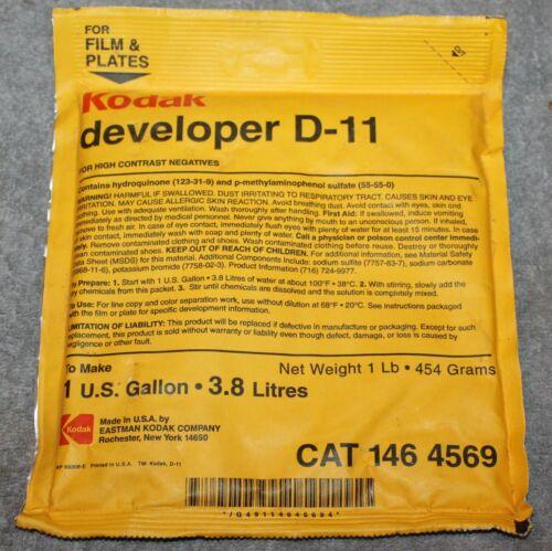 KODAK DEVELOPER D-11 B & W DEVELOPING 1 GALLON
