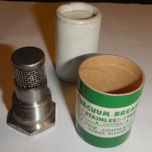 "Johnson Company, 3/4"" Vacuum Breaker, Stainless"