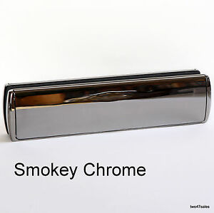 how to clean chrome letterbox