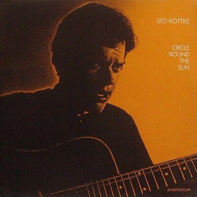 LEO KOTTKE Circle 'Round The Sun SYMPOSIUM RECORDS Sealed Vinyl Record - Circle The Sun