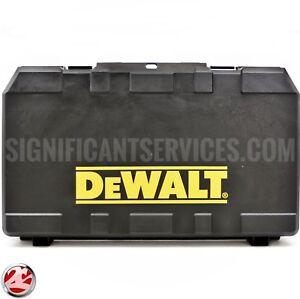 New DeWALT DC385 DCS380 DCS381 20V Max Reciprocating Saw Hard Case