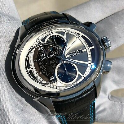 Hamilton Jazzmaster Face 2 Face II H32866781 Reversible Numbered Ltd Edition F2F