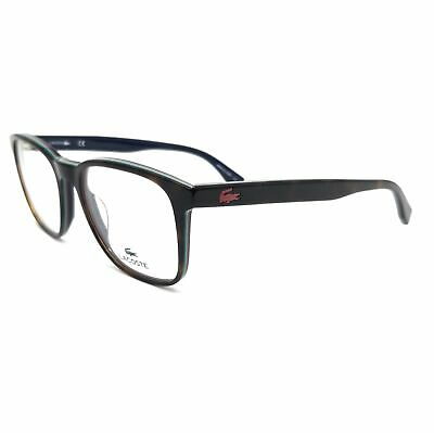 LACOSTE Eyeglasses L2812 214 Havana Rectangle Men 52x18x145