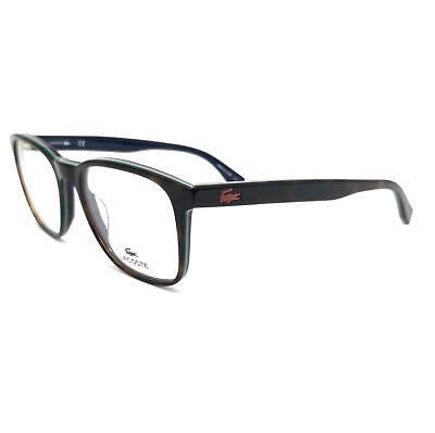 LACOSTE Eyeglasses L2812 214 Havana Rectangle Men 52x18x145