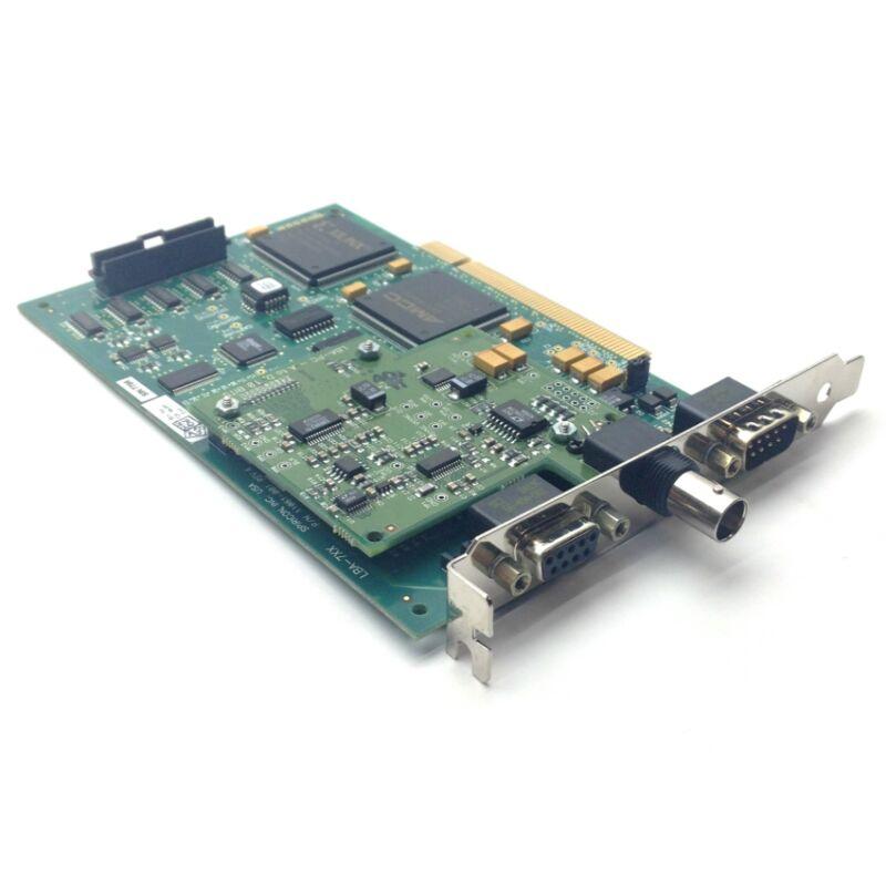 Spiricon LBA-PC Frame Grabber Card, PCI, BNC, 2x 9-Pin D-Sub