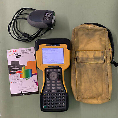 Trimble Tds Ranger Data Collector With Survey Pro