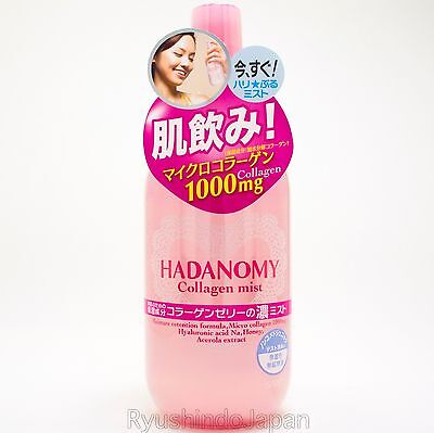 Sana Hadanomy Collagen Mist 250mL with Micro Collagen 1000mg