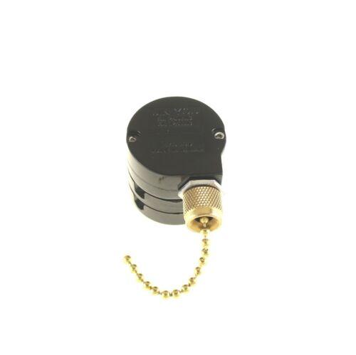 Jin You E70469 3-speed Pull Chain Ceiling Fan Switch. 3A 250Vac - 6A 125Vac SP3T