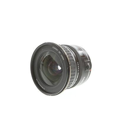 Canon 20-35mm F/3.5-4.5 USM EF Mount Lens Black Autofocus (lens motor){77} UG