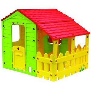spielhaus kunststoff spiel gartenh user ebay. Black Bedroom Furniture Sets. Home Design Ideas
