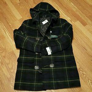 Ralph Lauren Duffle Coat | eBay