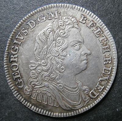UK medallion - Coronation of George I 1714 Eimer471 - 25mm
