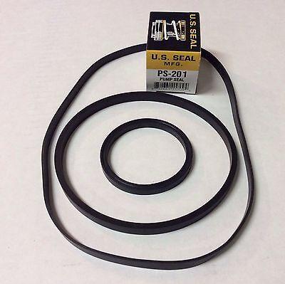 Hayward Max Flo Swimming Pool Pump Repair Seal Gasket, Lid O-Ring Parts Go Kit 1 (Hayward Pumps Parts)
