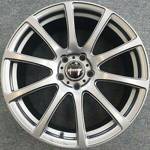SET OF FOUR (4) SPEEDY 18x8 6/114.3 et20 CHARIOT Nambour Maroochydore Area Preview