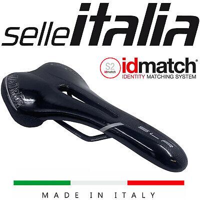 Selle Italia SLS Flow route et VTT selle FEC alloy rails-noir//rouge
