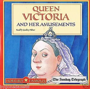 Horribly Famous - Queen Victoria And Her Amusements - Telegraph Promo Audio CD
