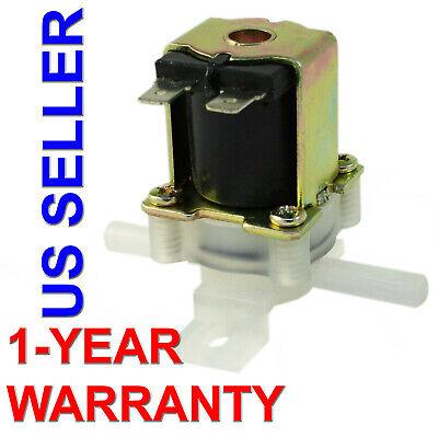 14 Inch Instant Fit 12v Dc Vdc Plastic Nylon Solenoid Valve One-year Warranty