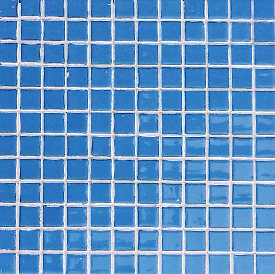 Recycled Glass Mosaic Tile  Sheets Various Colours PLEASE READ (Recycle Reading Glasses)