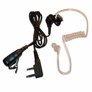 Acoustic-Tube-Earpiece-for-Kenwood-HYT-Handhelds