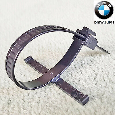 Auto OEM BMW Wiring Loom Harness Cable Ties Zip Strap Wrap Wire Holder Retainer