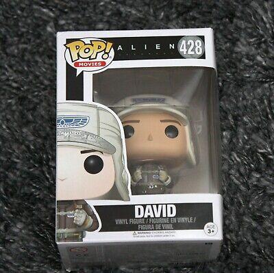 Funko Pop Movies David Alien Covenant 428 Toy Figure