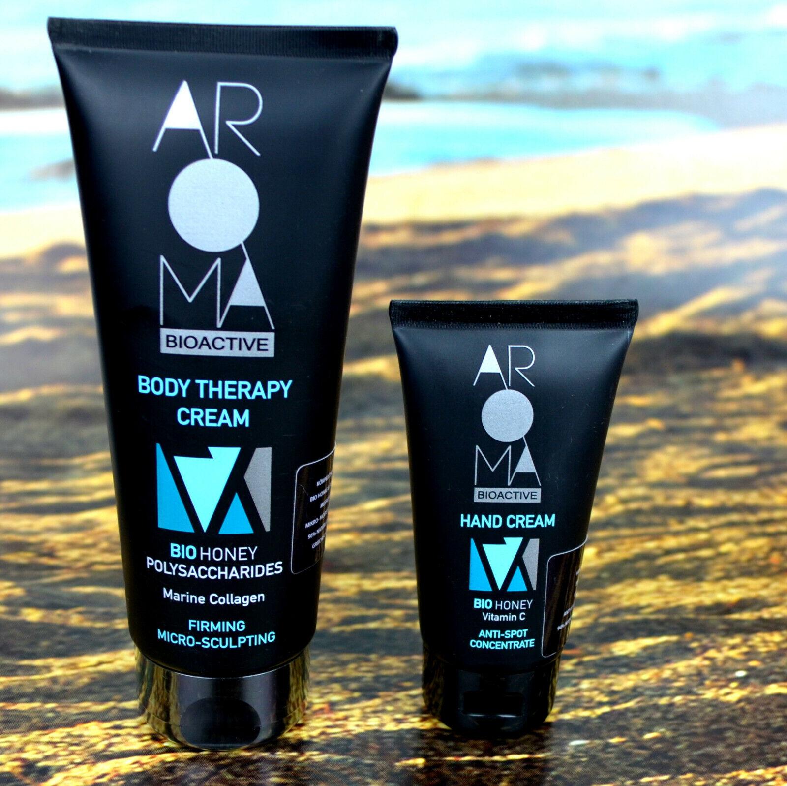 Body Cream  Körper Creme Bio Honig Kollagen Hand Creme 5% Urea  Vitamin C