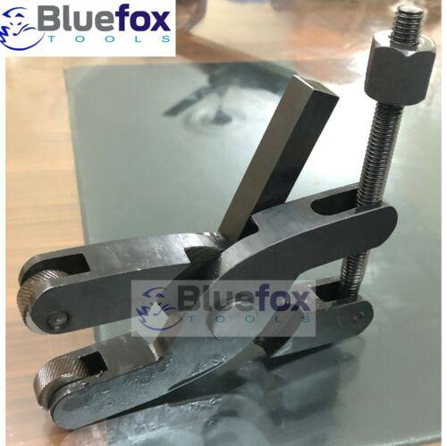 "Shank 1/2"" Quick Action Scissor Type Knurling Tool Holder Capacity 1/16 - 2.1/4"""