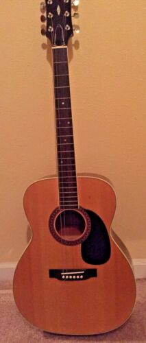 Vintage Ibanez Acoustic York Guitar Model 79 Made in Japan