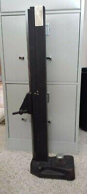 Starrett 252 24 Height Transfer Gage Stand Machinist Toolmaker