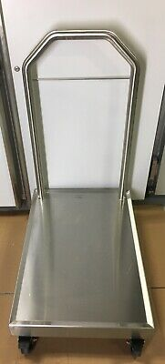 Heavy Duty Stainless Steel Cart Dolly