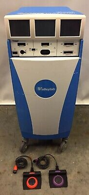 Valleylab Covidien Force Triad 3.5 Electrosurgery Cautery Unit - 2 Pedals Cart