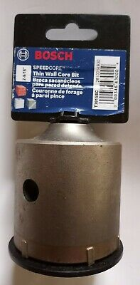 Bosch 2-916 In. Sds-plus Speedcore Thin-wall Core Bit Removal Masonry T3915sc