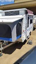 2004 Windsor Rapid Poptop Full Offroad 6 sleeper Harristown Toowoomba City Preview