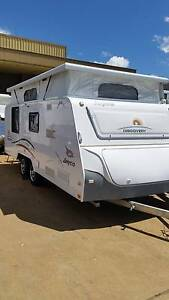 2011 Jayco Discovery 18ft Poptop Harristown Toowoomba City Preview