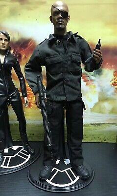 Avengers/SHIELD's Nick Fury, Samuel L. Jackson, 1/6 Scale Action Figure