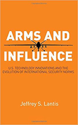 Arms and Influence: U.S. Technology Innovations and the Evolution of Internation