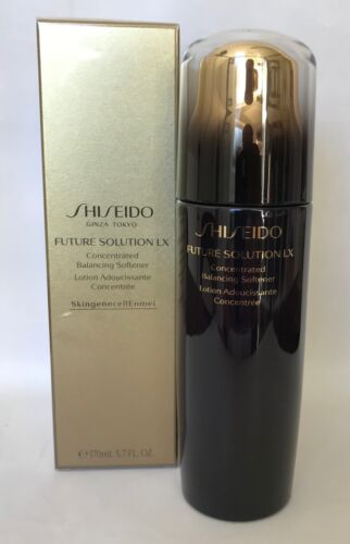 SHISEIDO FUTURE SOLUTION LX CONCENCENTRATED BALANCING SOFTENER 170 ML OVP/FOLIE