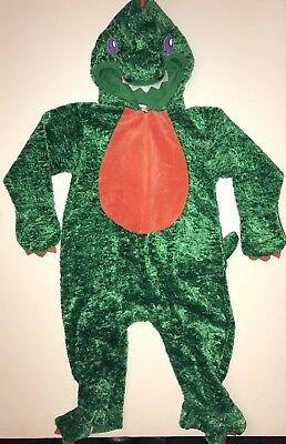 Le top Dragon Dinosaur Halloween Costume 18 Month Infant Toddler (Toddler Dinosaur Costume)