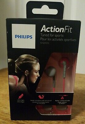 Philips Action Fit Sports Headphones SHQ1200