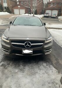 "2012 Mercedes Benz CLS 550 low kms ""certified"""