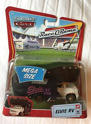 disney pixar cars Elvis RV #9 Mega Size