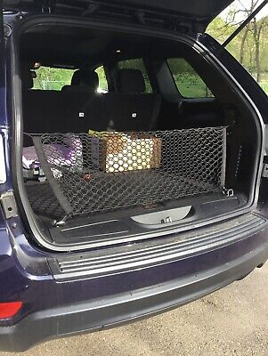 - Rear Trunk Envelope Style Mesh Cargo Net for Jeep Grand Cherokee 2011-2020 NEW