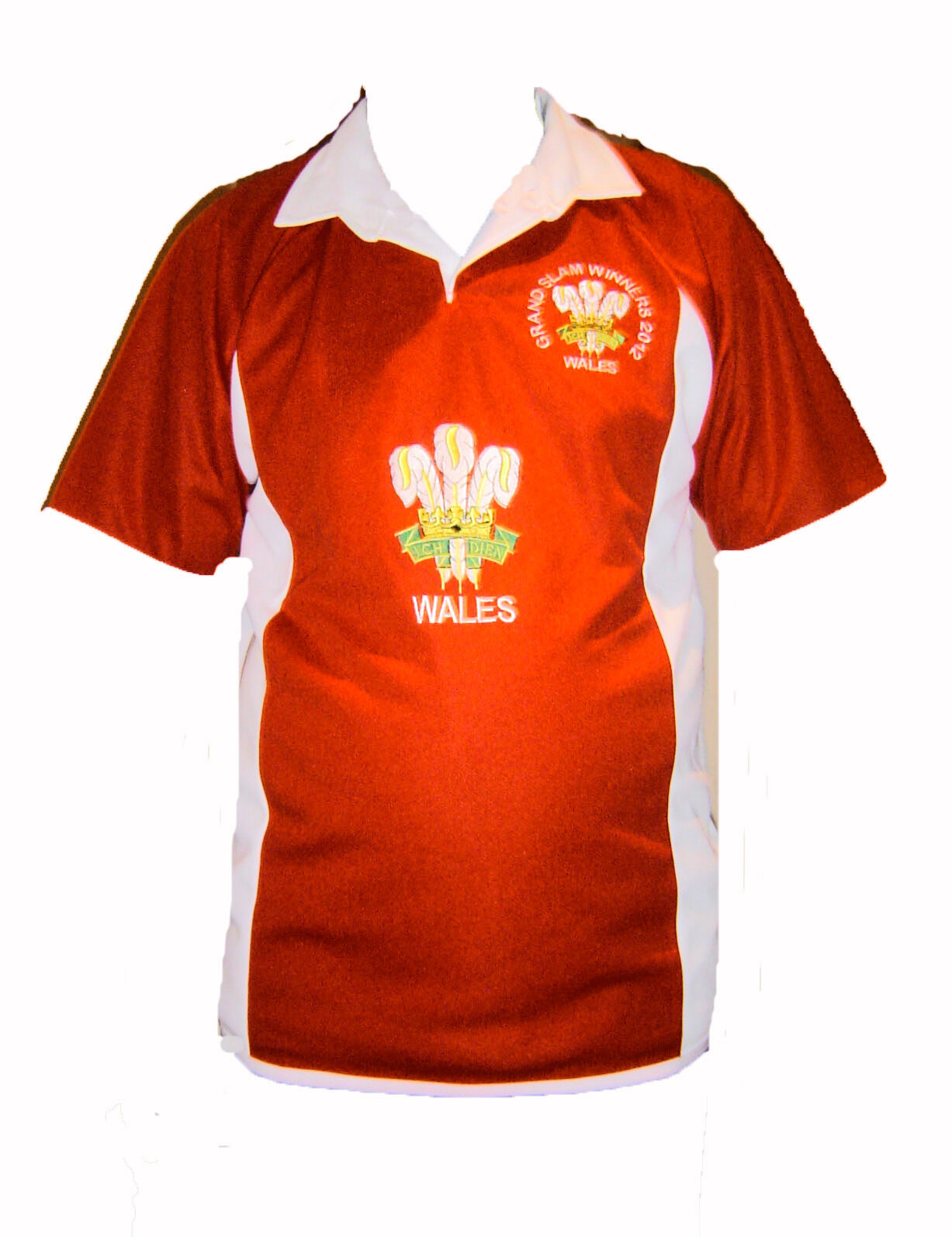 Wales Rugby Shirt 2012